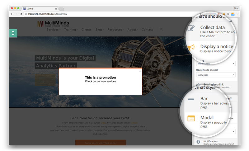 MultiMinds - Mautic review: The future of open source Marketing